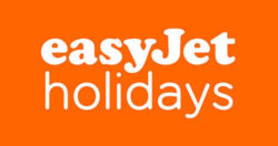 EasyJet Holidays screenshot