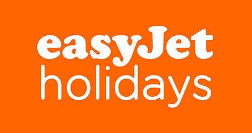 EasyJet Holidays screenshot